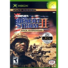XBX: CONFLICT DESERT STORM II: BACK TO BAGHDAD (COMPLETE)